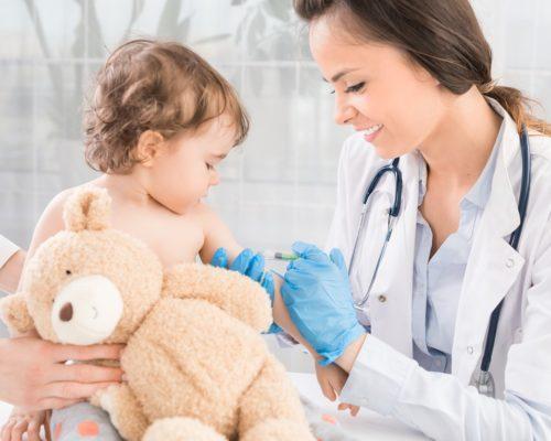 Vše o očkování dětí