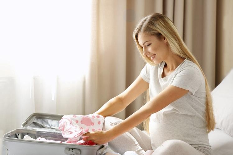 Co do porodnice