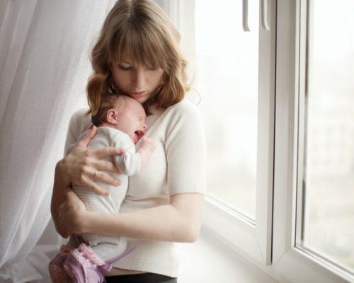 Jak uklidnit miminko